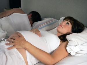 Расстройства сна при беременности