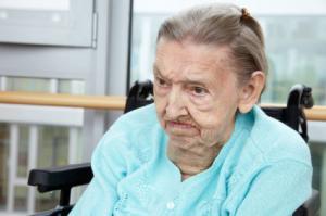 Симптомы сенильной деменции