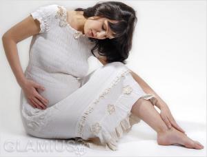Почему во время беременности может развиться бессонница