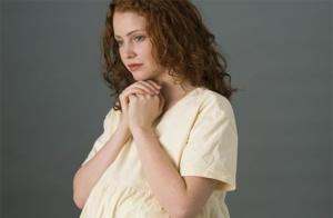 Беременность как причина депрессии