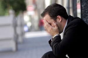 В чем отличие мужской депрессии
