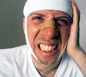 Какие травмы могут способствовать мигрени