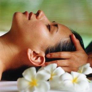 Как делать массаж при мигрени