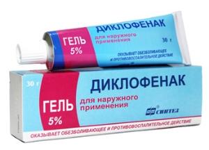 Лекарства от невралгии груди