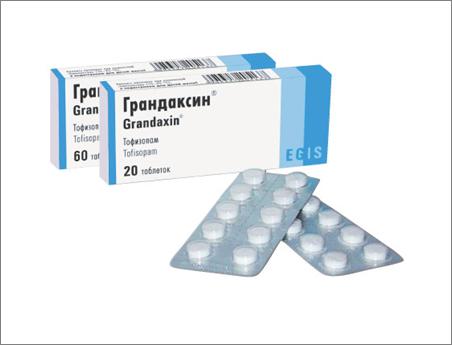 Описание препарата Грандаксин