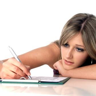 Ведение записей в дневнике при стрессе